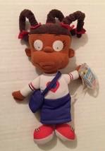 Mattel Star Beans Rugrats Susie Carmicheal Plush Doll 2000 - $19.79