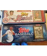 Lot of 2 Sets From Topps. 2006 2009 Baseball Card Complete Factory Seale... - $199.00
