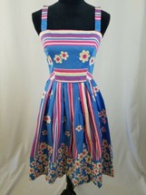 Betsey Johnson women fit and flare sleeveless dress - $33.66