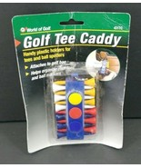 GOLF GIFTS & GALLERY 431TC TEE CADDY New Old Stock - $5.48