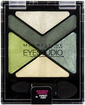 MAYBELLINE EYESTUDIO COLOR EXPLOSION LUMINIZING EYE SHADOW #15 FOREST FURY - $24.00