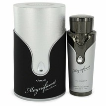 Armaf Magnificent By Armaf Eau De Parfum Spray 3.4 Oz For Men - $55.04