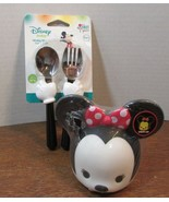 The First Years Disney Baby Mickey Mouse Fork Spoon,minnie  BPA-Free, 1ct - $14.85