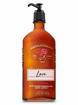 Bath & Body Works Aromatherapy ROSE VANILLA Body Lotion Cream Pump 6.5oz... - $29.50