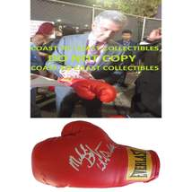 Michael Buffer, Ring Announcer, Signed, Autographed, Everlast Boxing Glove,The G - $199.99