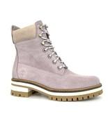 Timberland Women's Nature Needs Heroes Courmayeur Valley Purple Boots A2338 - $99.99