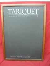 Vintage Tariquet Wine Chalkboard  - $39.59