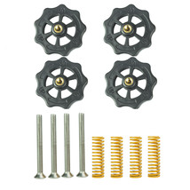 SIMAX3D 4-piece upgraded large hand-screw leveling nut for 3D Printer - $10.99