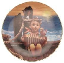 Danbury Mint Hummel Lets Sing Gentle Friends plate CP2160 - $35.67