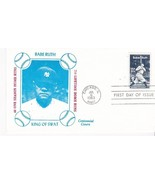 BABE RUTH #2046 CHICAGO, IL JULY 6, 1983 CENTENNIAL COVERS CACHET D-261 - €2,34 EUR