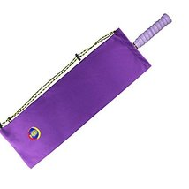 George Jimmy Flannelette Badminton Racket Bag,Purple - $17.96