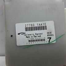 10 11 12 13 14 Nissan Murano heater AC control module amplifier 27760 1AA1E - $34.64