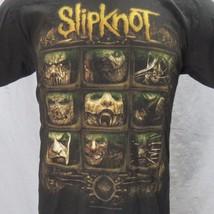 Slipknot Industriell Fernsehgeräte T-Shirt groß Paul grau Corey Schneide... - $26.59