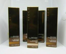 BECCA AQUA LUMINOUS Perfecting Foundation 1.Fl.oz/30ml Choose Shade - $19.95