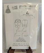 Pages & Petticoats Mens Civilain Vest Pattern Sz M THEATER COSTUME REINA... - $9.90