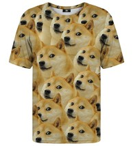 Doge Printed T-Shirt | Unisex | XS-2XL | Mr.Gugu & Miss Go