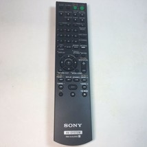 Sony RM-AAU055 AV SYSTEM Remote Control Tested Free Shipping - $12.86