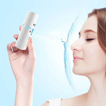 Nano Face Sprayer Facial Mist Spray Hydration Water Portable Skin Tool B... - $22.99
