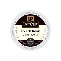 Peet's Coffee French Roast Coffee, 88 count K cups, FREE SHIPPING !! - $68.99