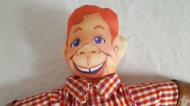 """10"""" Applause Cloth Howdy Doody Doll Three Cheers, No Tags - $4.94"""