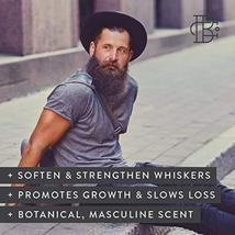 Barber & Co. Natural, Handmade Beard Oil - Beard Grooming for Men, Soften and St image 4