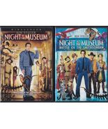 Night at the Museum & Battle of the Smithsonian... - $5.99