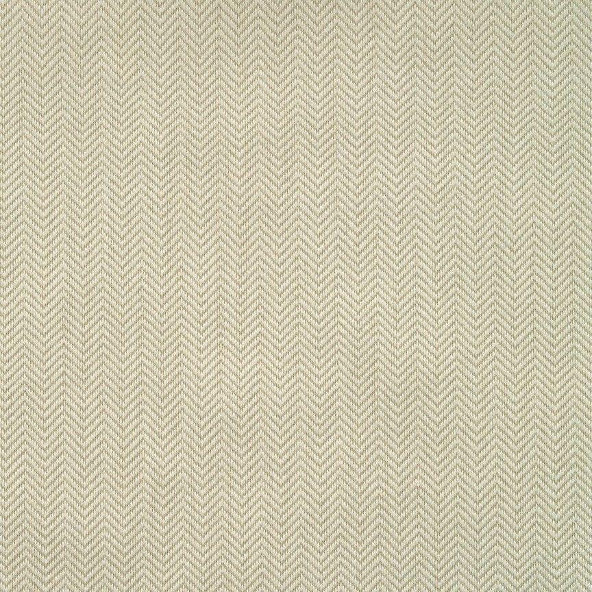 Maharam Tappezzeria Tessuto Alpaca a Spina di Pesce Avorio 465898–001 4.1m Pd