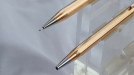 Set Of 14kt Rolled Gold Cross Classic Century Ball Pen And Mechanical Pencil image 2