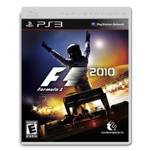 f1: 2010 - Playstation 3 [video game] - $5.21