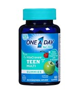 One A Day Vitacraves Teen for Him, 60 Count by One A Day - £12.35 GBP