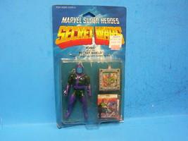 Marvel Super Heroes Secret Wars Kang Action Figure Mattel  NIP 1984 - $34.99