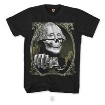 OG Abel Ogabel Dont Play Me George Washington Guns Urban Tattoos T Shirt... - $25.10