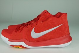 KYRE 3 MEN SIZE 9.5 & 10.0 UNIVERSITY RED AUTHENTIC NEW - $136.37+