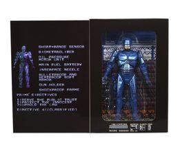 NECA Robocop Classic 1987 Video Game Appearance PVC Action Figure Collec... - $53.00