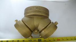 FDC Auto Spkr 300 09-000 Fire Protection Valve Brass New image 2