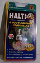 Halti Dog's Headcollar--Size 2--Design by Roger Mugford--NIP - €7,60 EUR