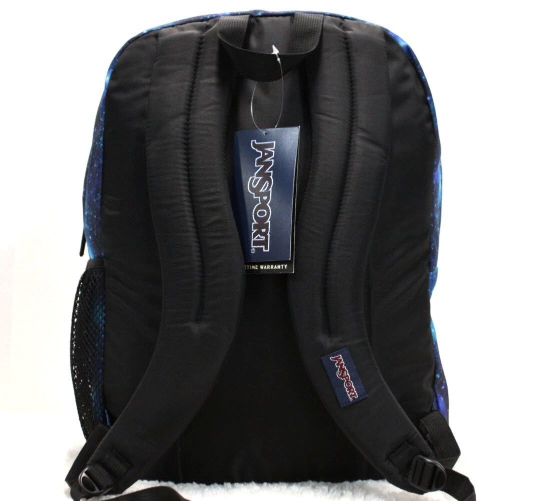Trans Jansport Backpack Lifetime Warranty - Swiss Paralympic