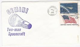 GEMINI 9 TWO -MAN SPACECRAFT LAUNCH CAPE CANAVERAL FL JUNE 3 1966 - $1.78