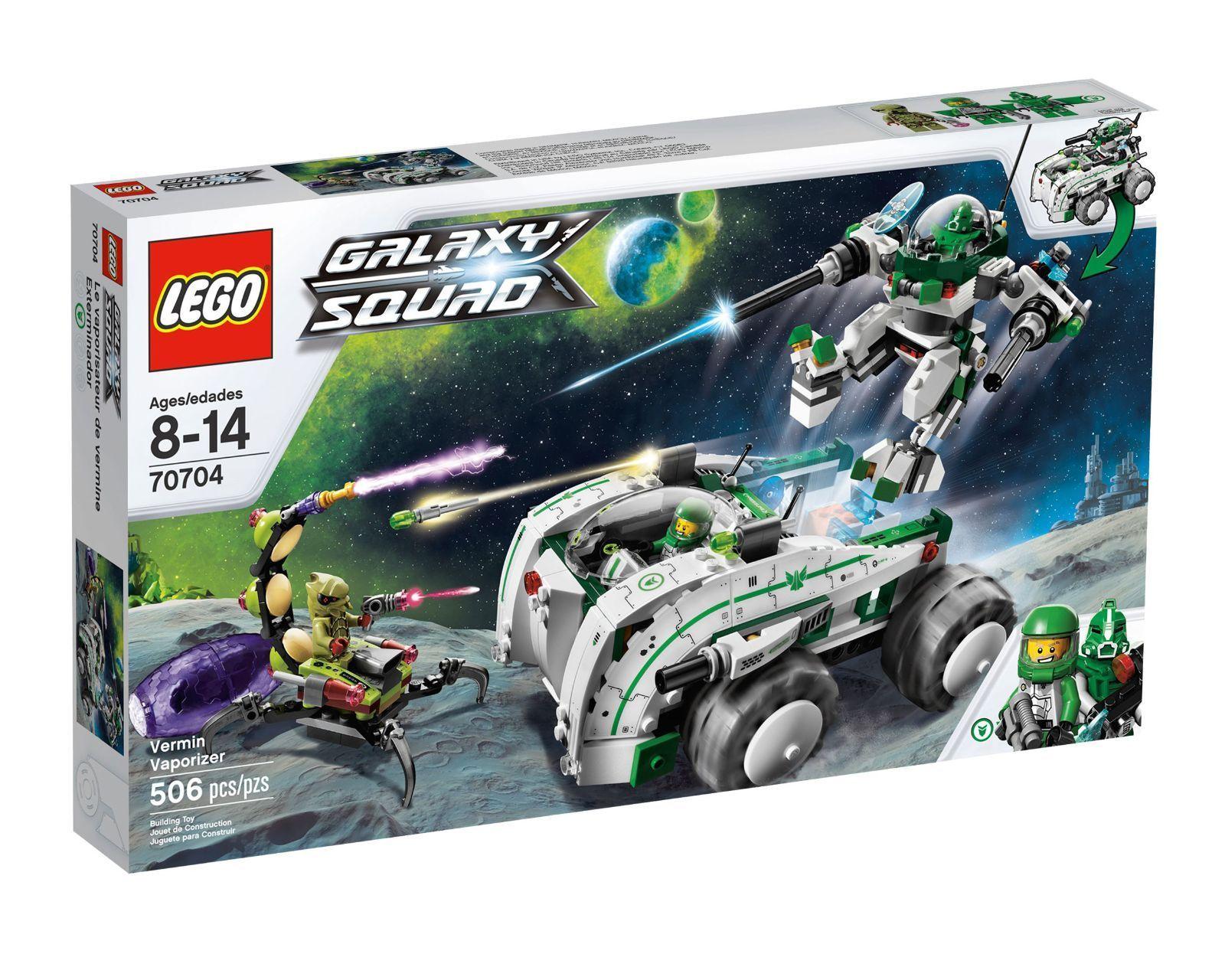 LEGO Galaxy Squad 70704 Vermin Vaporizer [New] Building Set Retired
