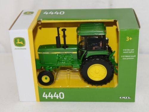 John Deere LP64441 Die Cast Metal Replica 4440 Tractor 4 Inches