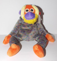Ty Beanie Baby Bananas Plush 8in Monkey Stuffed Animal Orangutan Tag 2000 - $3.99