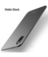 Hard Cover For Xiaomi Case 360 Full Protection For (Matte Black) - $16.99