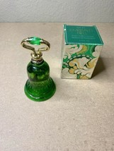 """Vintage 1978 Avon """"EMERALD BELL"""" Roses Roses Cologne 3.75 oz. New, Full - $19.99"""