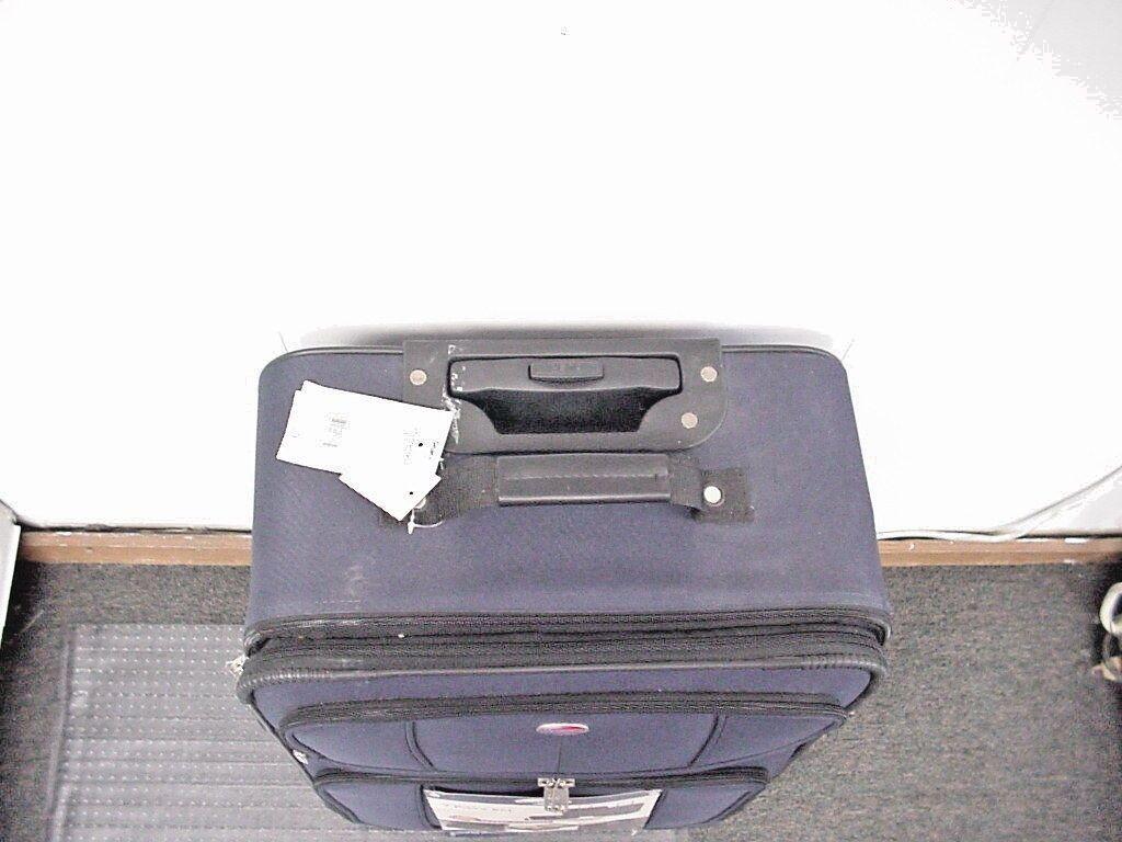 "American Tourister  Valencia II 24"" Expandable Upright Wheeled Suitcase"