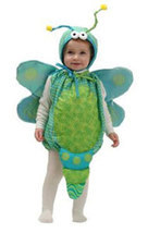 Infant Girls Dragonfly Halloween Costume Size 6-18 Months - $483,23 MXN
