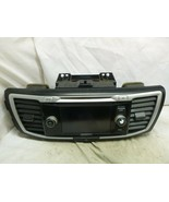 13 14 15 Honda Accord Radio Cd Touch Screen & Code 39101-T2A-A810 OJR26 - $168.30