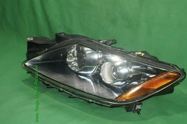 07-09 Mazda CX-7 CX7 Halogen Headlight Driver Left Side LH - POLISHED image 1