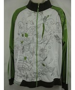 Artful Dodger Green White Embroidered Jacket 4XL Swell Mobb Cutter Lads  - $79.19