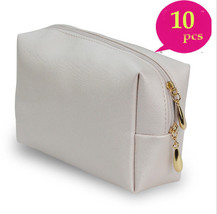 PU Cosmetic Makeup bags Wash Toiletry Pouch clutch bag Pencil Travel Org... - $39.50