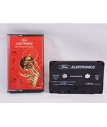 Ford Electronics Music System Reference Demo Audio Cassette Tape Various... - $7.91